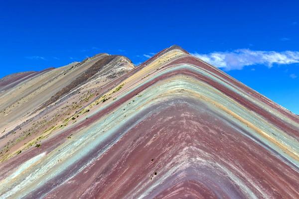 レインボーマウンテン Rainbow Mountain