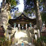 【Twitter】三峯神社参拝の旅つぶやき(2021/1/8)