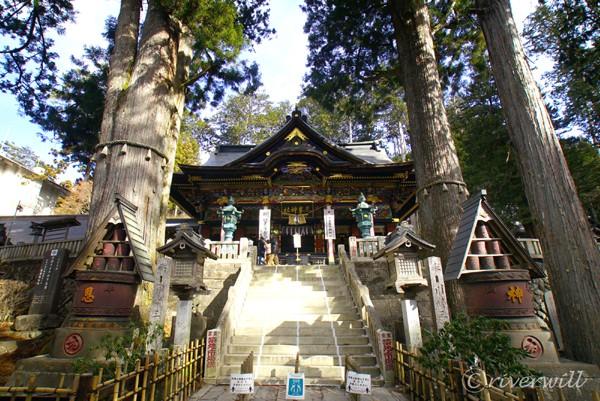 三峯神社(埼玉県秩父)Mitsumine Shrine in Chichibu, Saitama