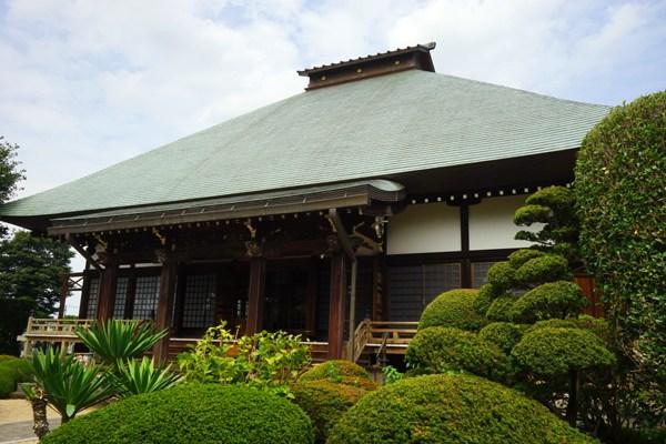 埼玉県さいたま市岩槻区にある「浄安寺」