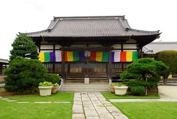 埼玉県鴻巣市にある「放光寺」