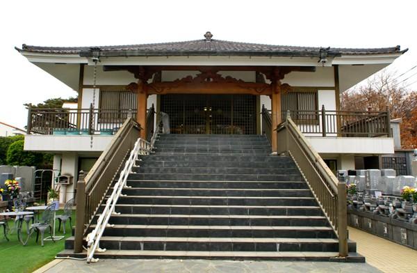 埼玉県新座市にある「天照院 龍海寺」