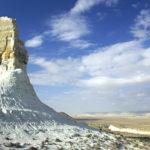 【カザフスタン】聖地マンギスタウ!白亜の大地に息づく太古の歴史