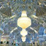 【イラン】まるで万華鏡!世にも美しい光の洪水「シャー・チェラーグ廟」