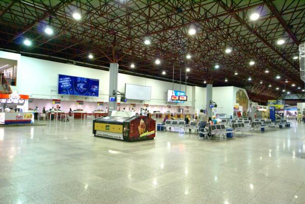 ブラジル北東部、レンソイスの玄関口となるサンルイス空港【レンソイス・マラニャンセス】