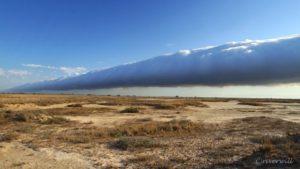 【オーストラリア】自然の驚異!!幻の巨大雲「モーニング・グローリー」