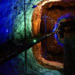 【コロンビア】世界最大級のハート型塩のモニュメント!地下に眠る雪の華の鍾乳洞「ネモコン岩塩坑」