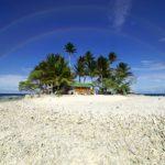 【ミクロネシア】絶海の孤島の小さな楽園!「何もない贅沢」が味わえる「ジープ島」