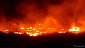 【エチオピア】地球は生きている!煮えたぎるマグマ「エルタ・アレ火山」
