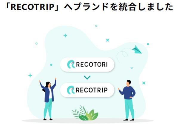 「RECOTRIP」へブランドを統合しました